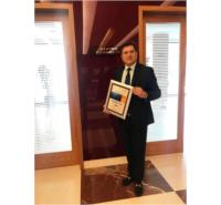 To Receive Top 5 Award From Company Sigma Laborzentrifugen GmbH